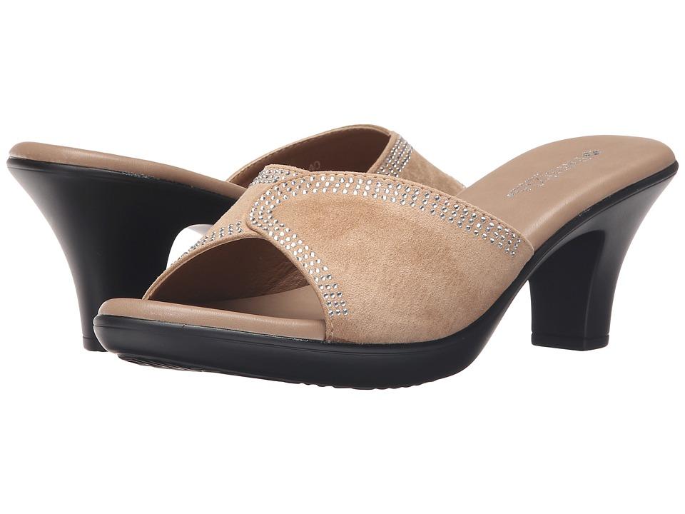 PATRIZIA - Sassari (Beige) Women's 1-2 inch heel Shoes