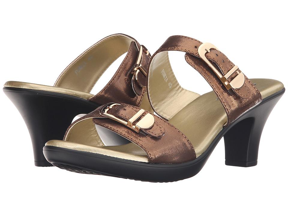 PATRIZIA - Funkia (Bronze) High Heels
