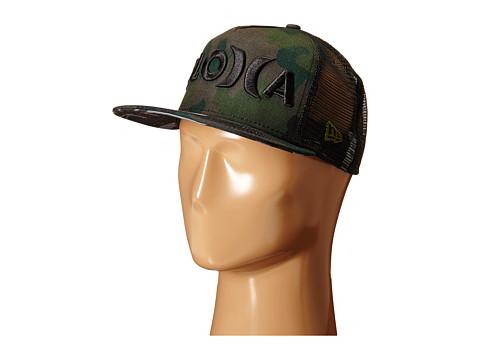 Hurley - JJF Aloha Hat (Carbon Green) Caps