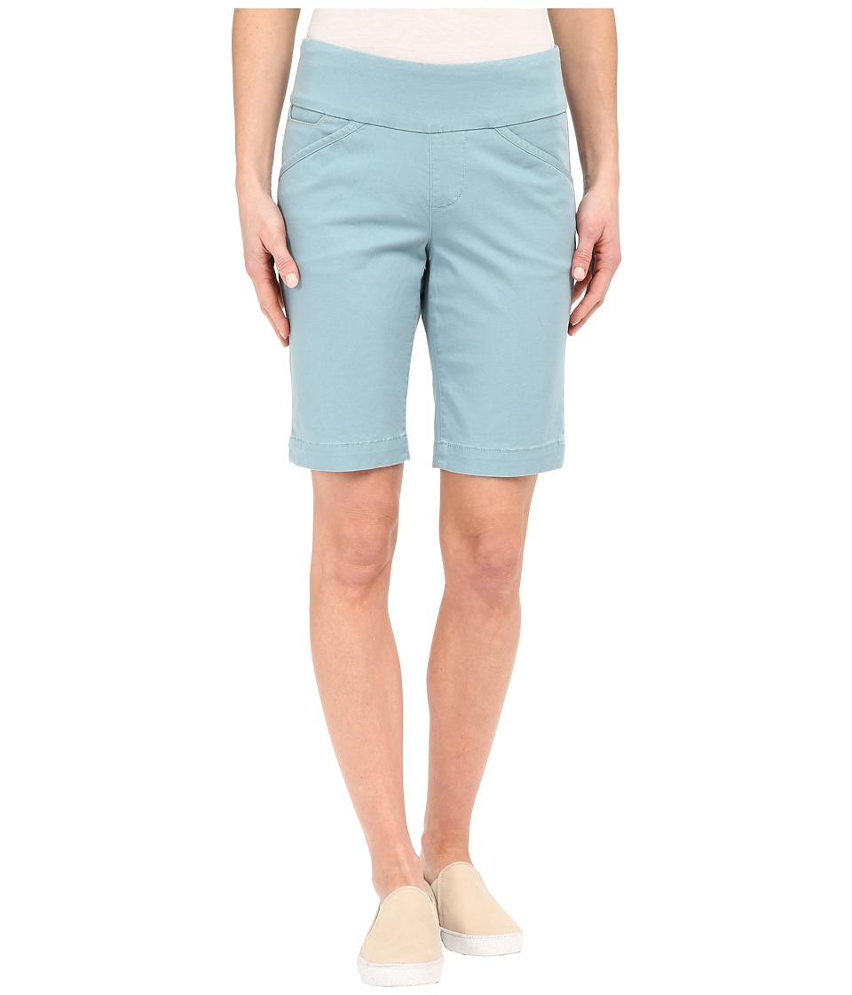 Jag Jeans - Ainsley Bermuda Classic Fit Bay Twill (Nile) Women's Shorts