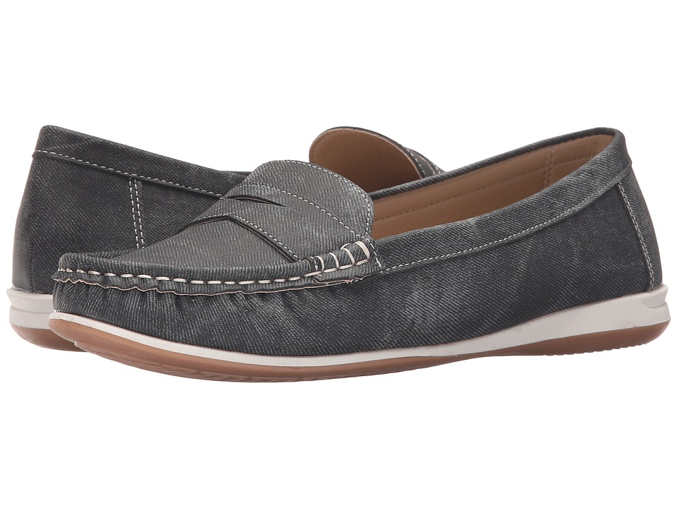 PATRIZIA - Jayne (Charcoal) Women's Slip on Shoes