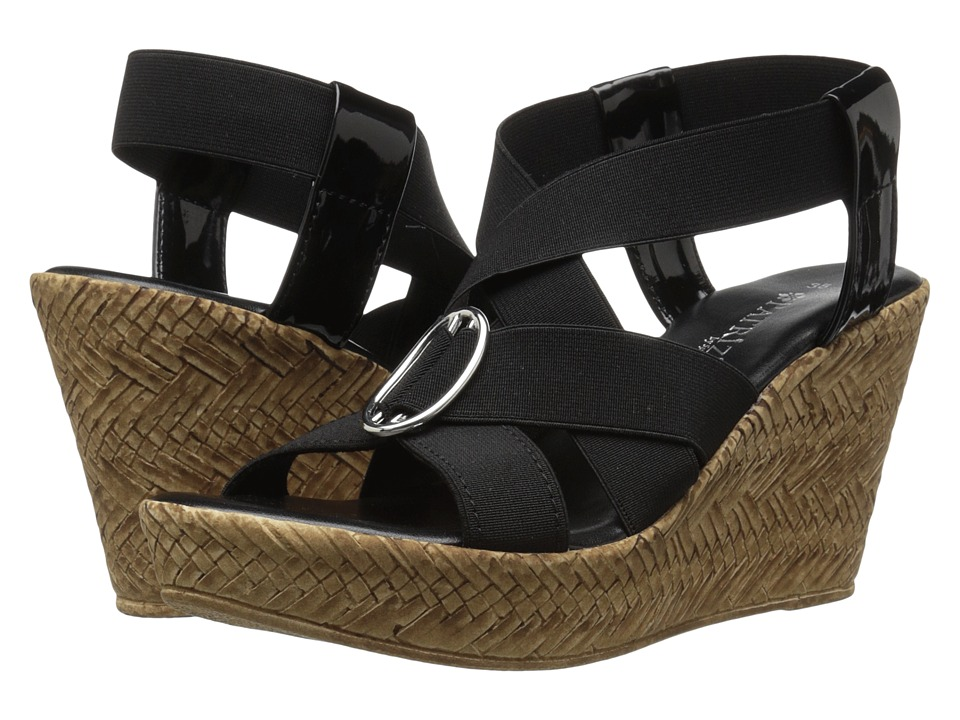 PATRIZIA - Indah (Black) Women's Wedge Shoes