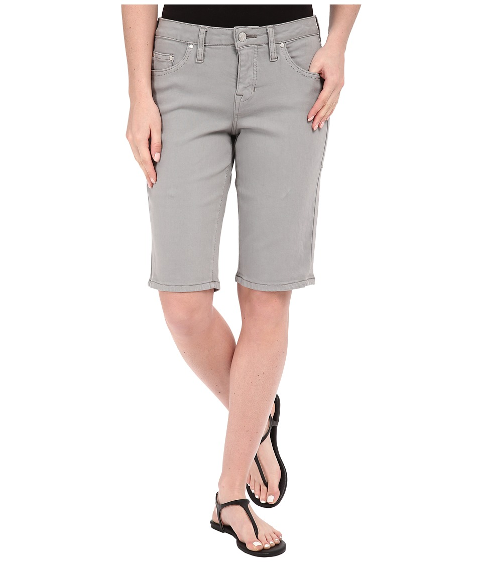 Jag Jeans - Willa Bermuda in Dolce Twill (Fog Grey) Women's Shorts