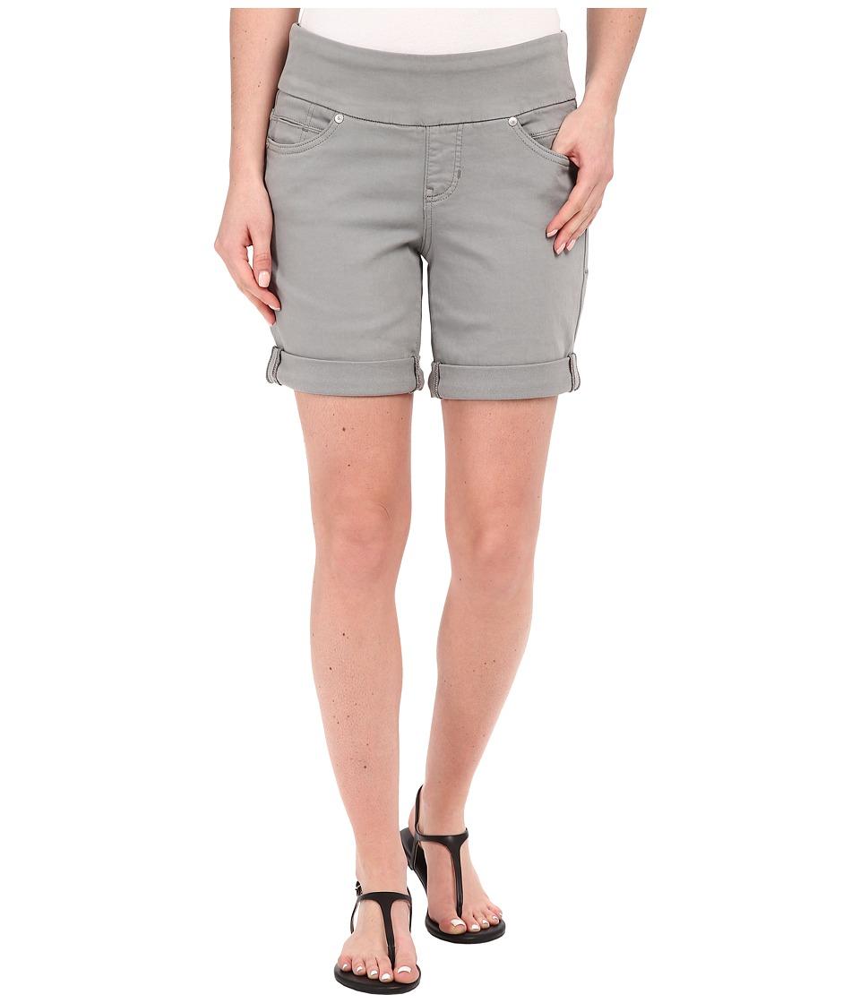 Jag Jeans - Jordan Shorts in Dolce Twill (Fog Grey) Women's Shorts