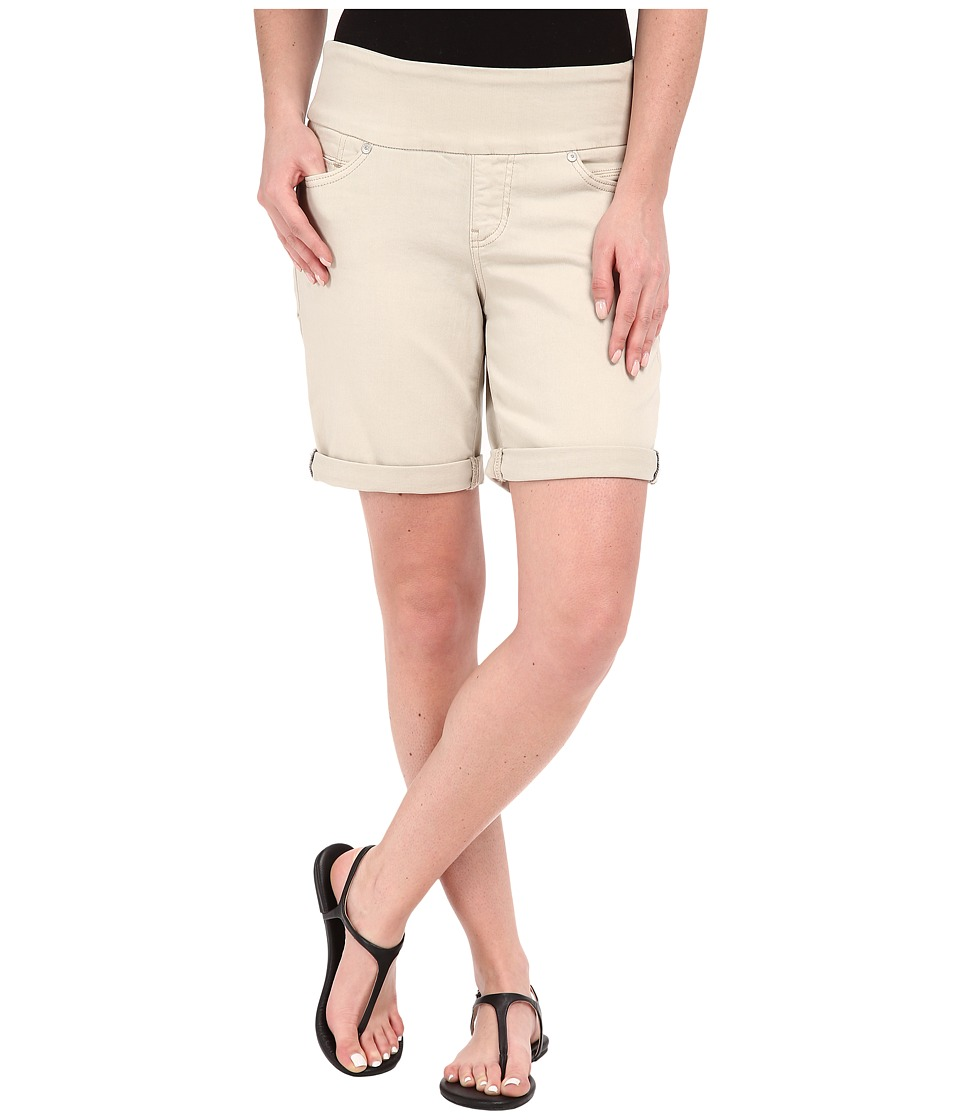 Jag Jeans - Jordan Shorts in Dolce Twill (Stone) Women's Shorts