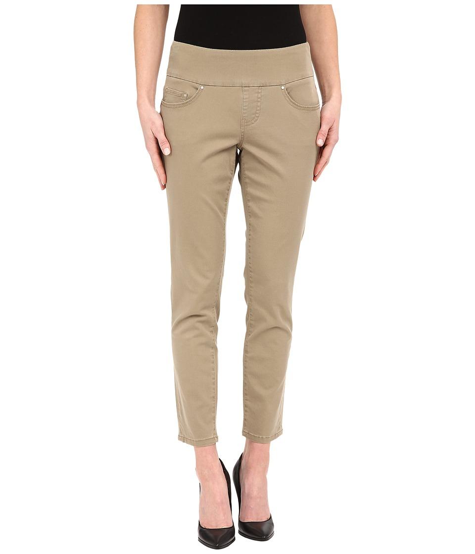 Jag Jeans - Amelia Ankle in Bay Twill (Hazelnut) Women's Casual Pants
