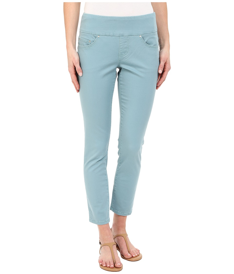 Jag Jeans - Amelia Ankle in Bay Twill (Nile) Women's Casual Pants