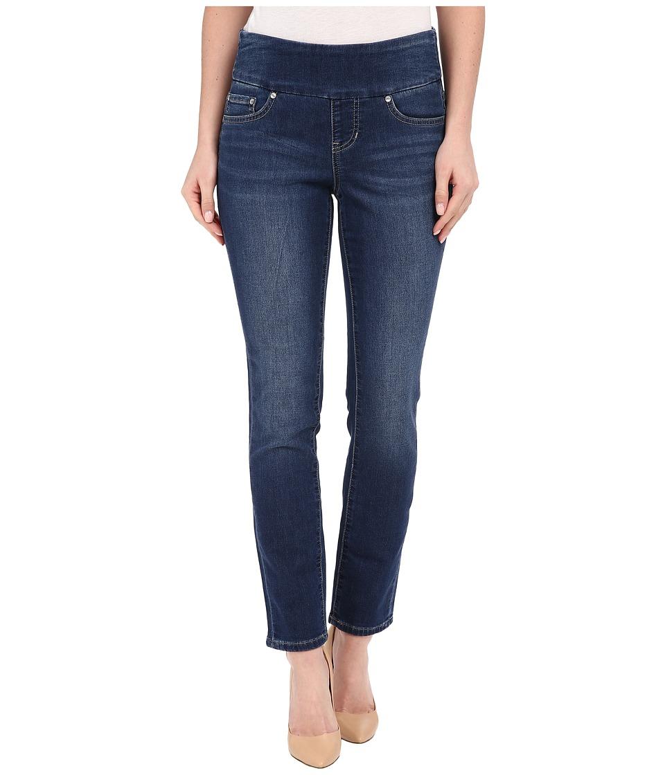 Jag Jeans Amelia Ankle Knit Denim in Forever Blue (Forever Blue) Women