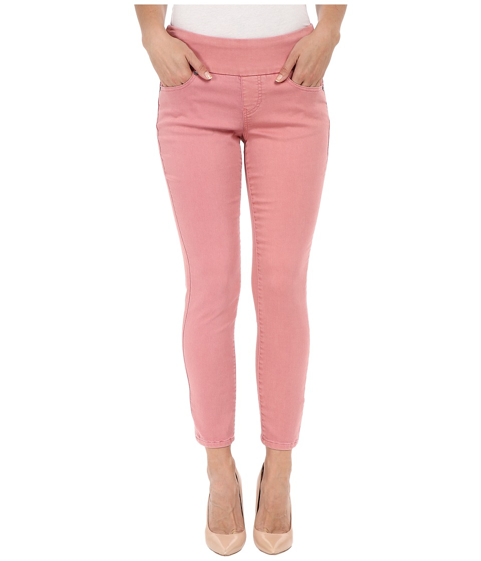 Jag Jeans Amelia Ankle Pigment Dyed Knit Denim in Moab (Moab) Women