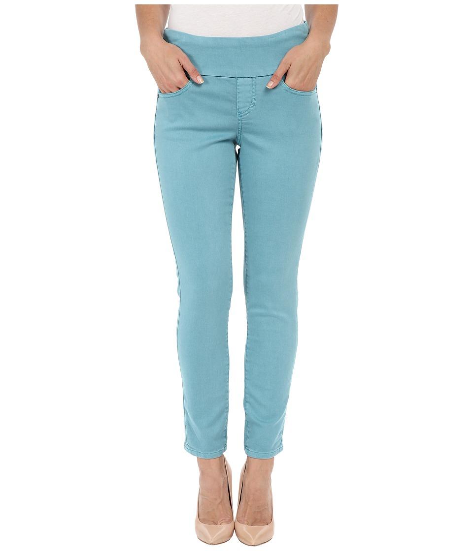 Jag Jeans - Amelia Ankle Pigment Dyed Knit Denim in Oceana (Oceana) Women's Jeans