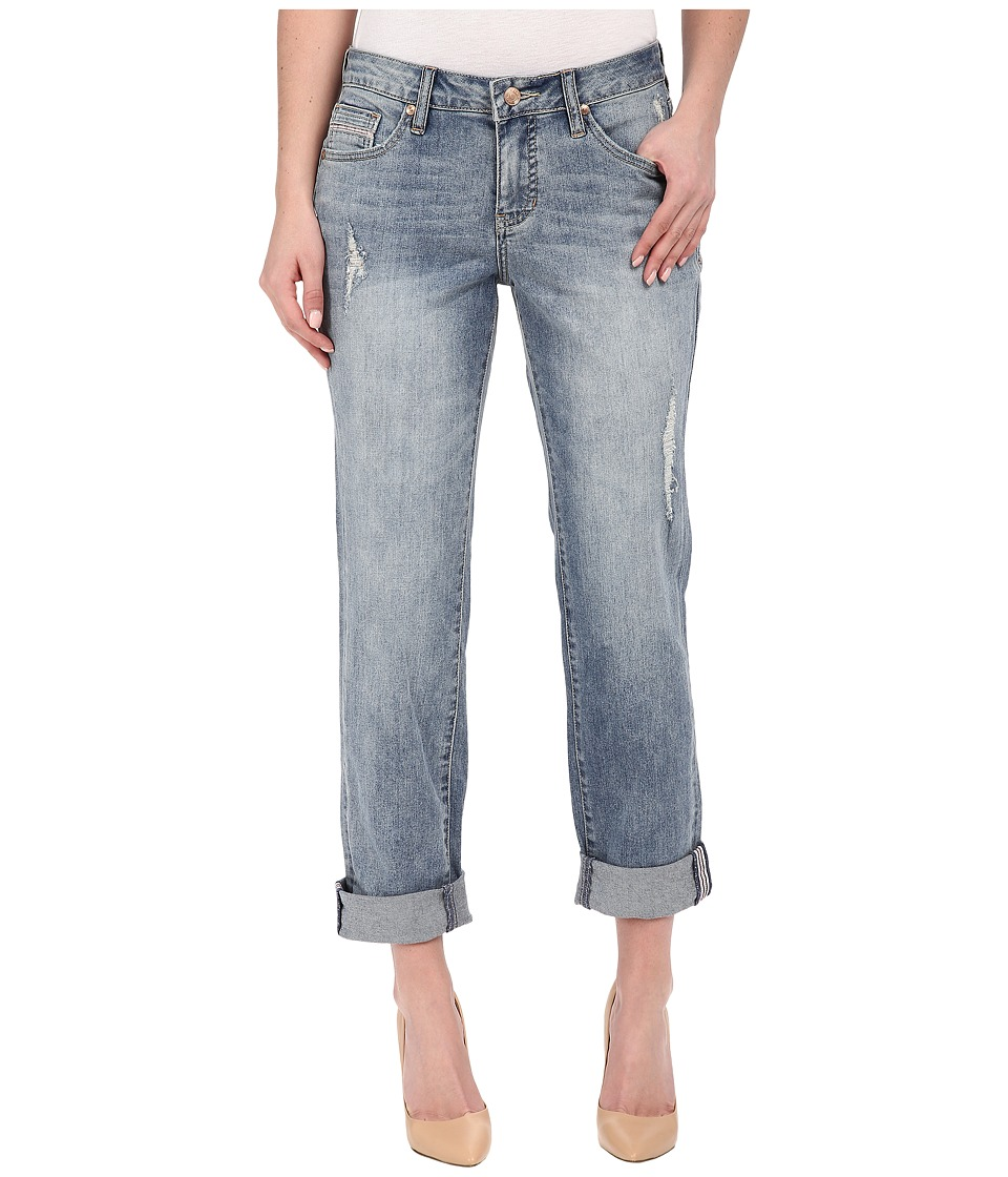 Jag Jeans - Alex Boyfriend Capital Denim in Seaside (Seaside) Women's Jeans