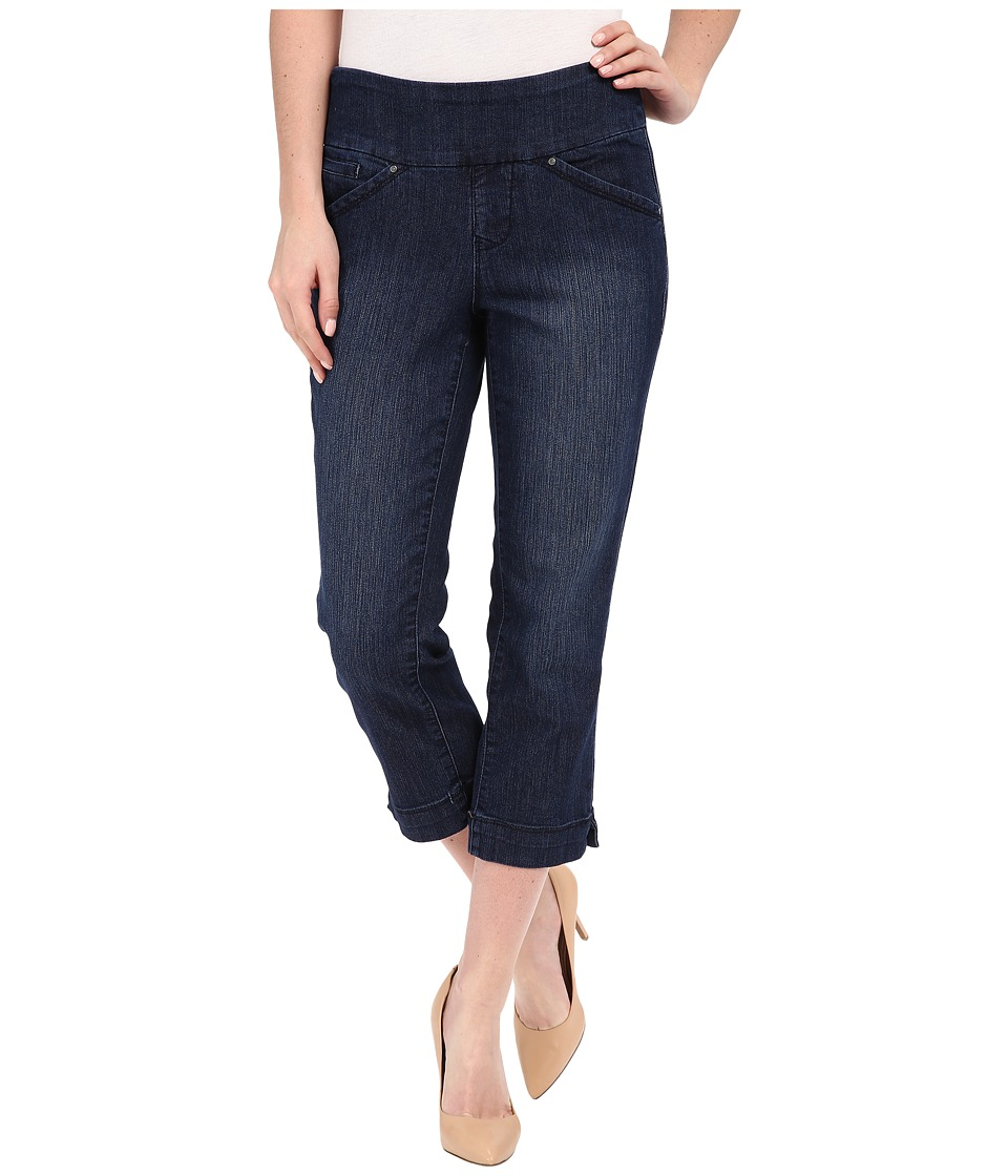 Jag Jeans - Marion Crop Comfort Denim in Blue Shadow (Blue Shadow) Women's Jeans