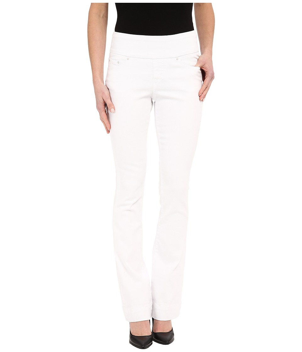 Jag Jeans - Ella Flare in White Denim (White) Women's Jeans