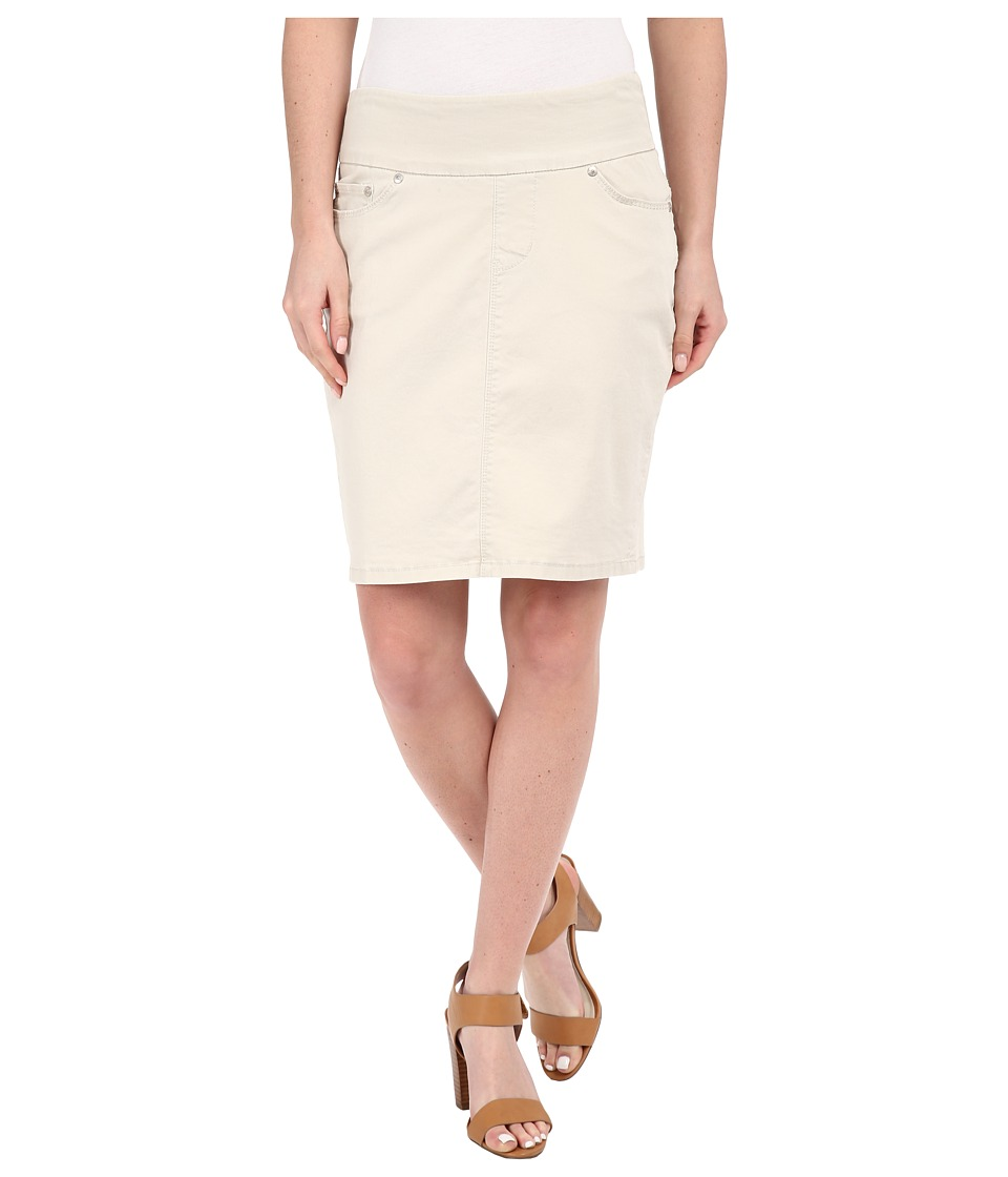 Jag Jeans - Ingram Skirt in Bay Twill (Stone) Women's Skirt