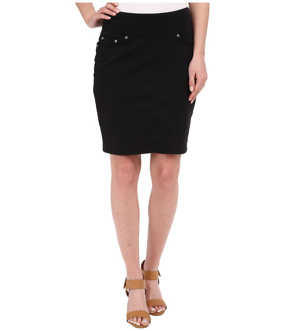 Jag Jeans - Ingram Skirt in Bay Twill (Black) Women's Skirt