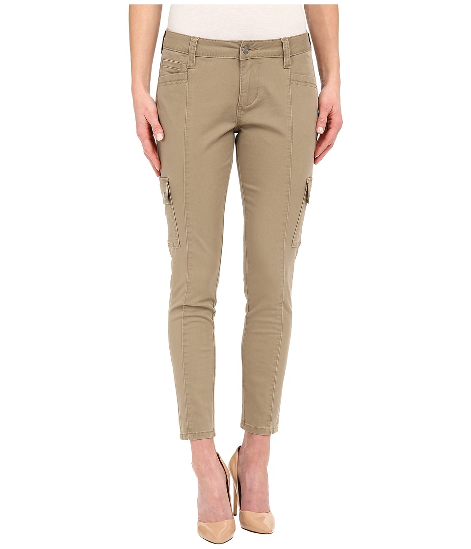 Jag Jeans - Remy Skinny Cargo in Bay Twill (Hazelnut) Women's Casual Pants