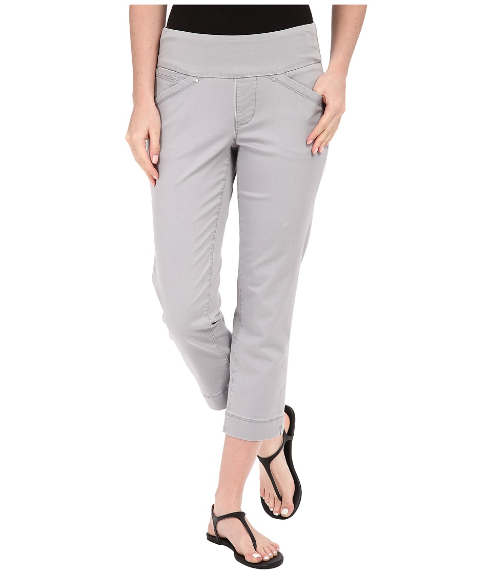 Jag Jeans - Marion Crop in Bay Twill (Grey Morn) Women's Jeans
