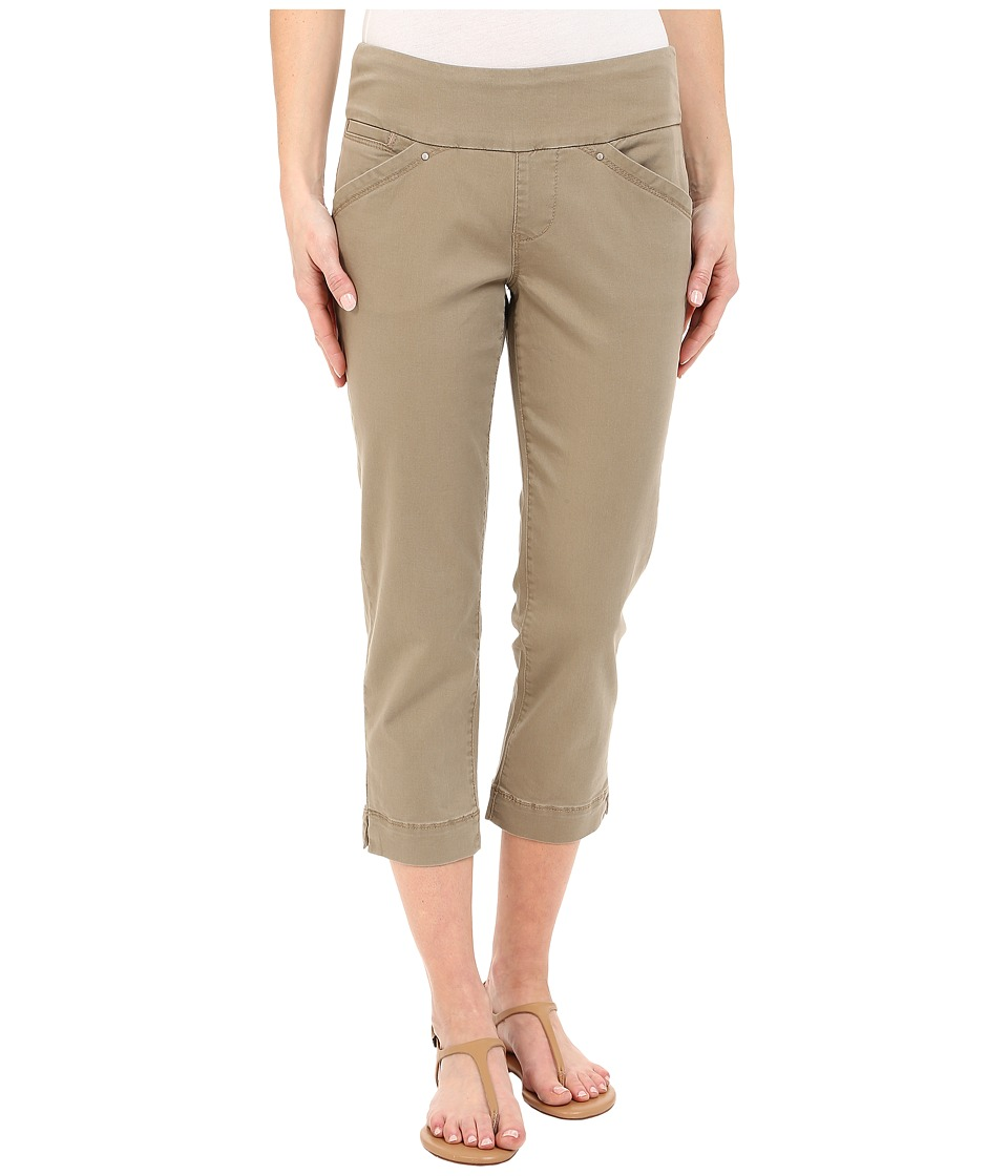 Jag Jeans - Marion Crop in Bay Twill (Hazelnut) Women's Jeans