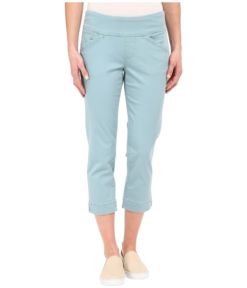 Jag Jeans - Marion Crop in Bay Twill (Nile) Women's Jeans
