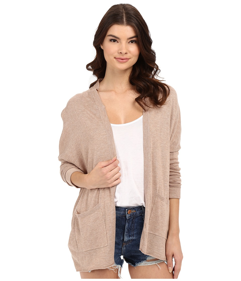 Billabong - Outside The Lines Cardigan (Sand Dollar) Women's Sweater