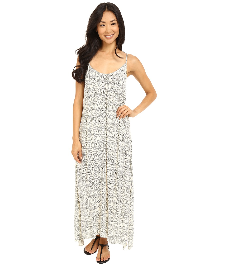 Billabong - Island Wanderer Maxi Dress (White Cap) Women's Dress