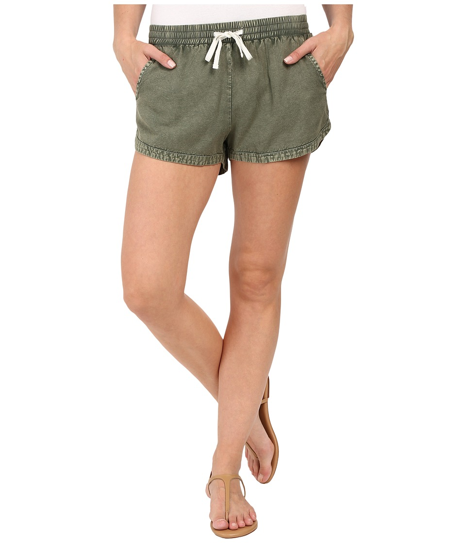 Billabong - Road Trippin Shorts (Moss) Women's Shorts