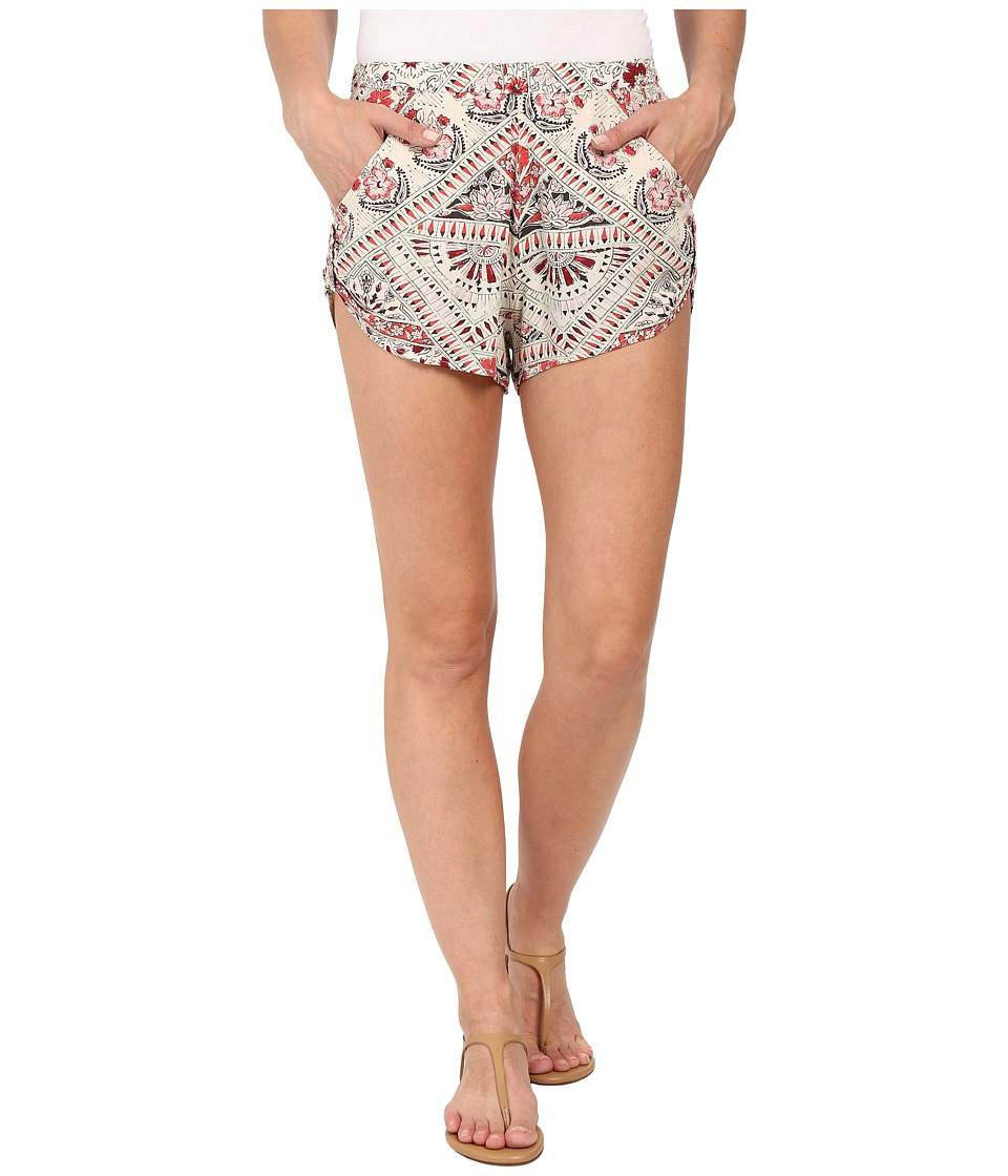 Billabong - Majestic Seas Shorts (Multi) Women's Shorts