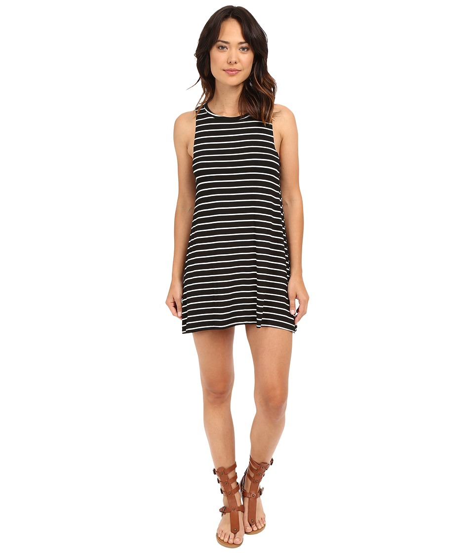 Billabong - Last Call Dress (Black) Women's Dress