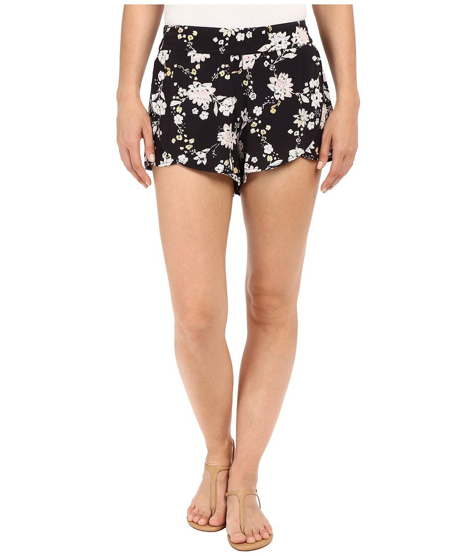 Billabong - Tropic Sands Shorts (Off-Black) Women's Shorts