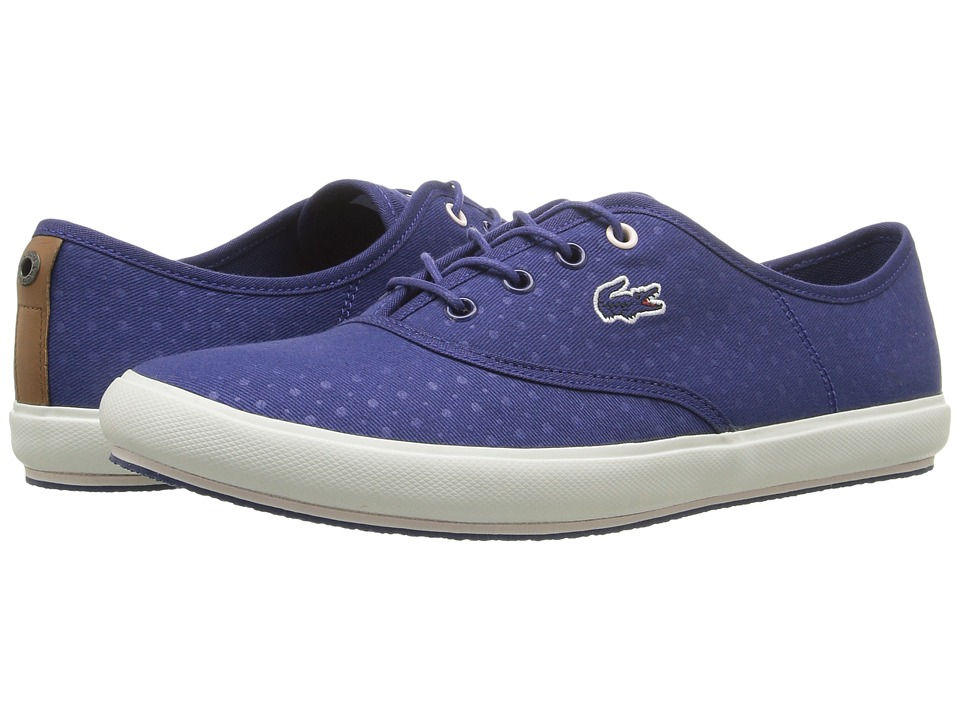 Lacoste - Amaud (Blue) Women's Shoes