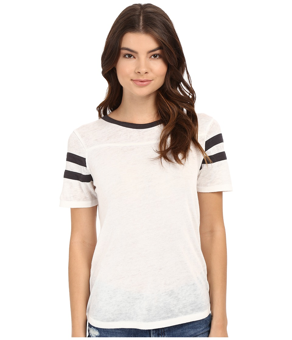 Billabong - Takes Two Short Sleeve Tee (Cool Wip) Women's T Shirt