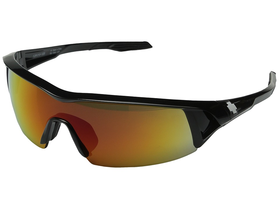 Spy Optic - Screw Under Black (Bronze/Red Spectra) Sport Sunglasses