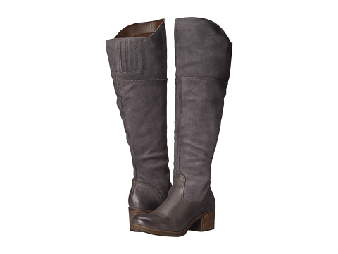 Naya - North Wide Shaft (Taupe) Women's Pull-on Boots