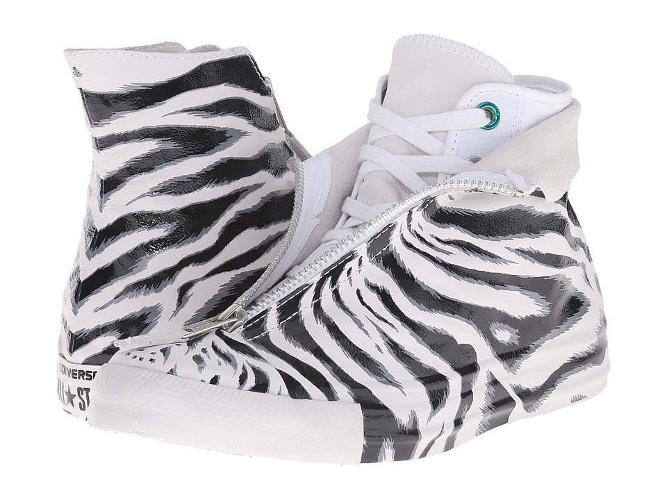 Converse - CTAS Shroud Classic (Zebra) Women
