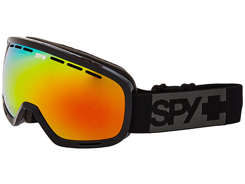 Spy Optic - Marshall (Black/Bronze/Red Spectra/Persimmon Contact) Snow Goggles