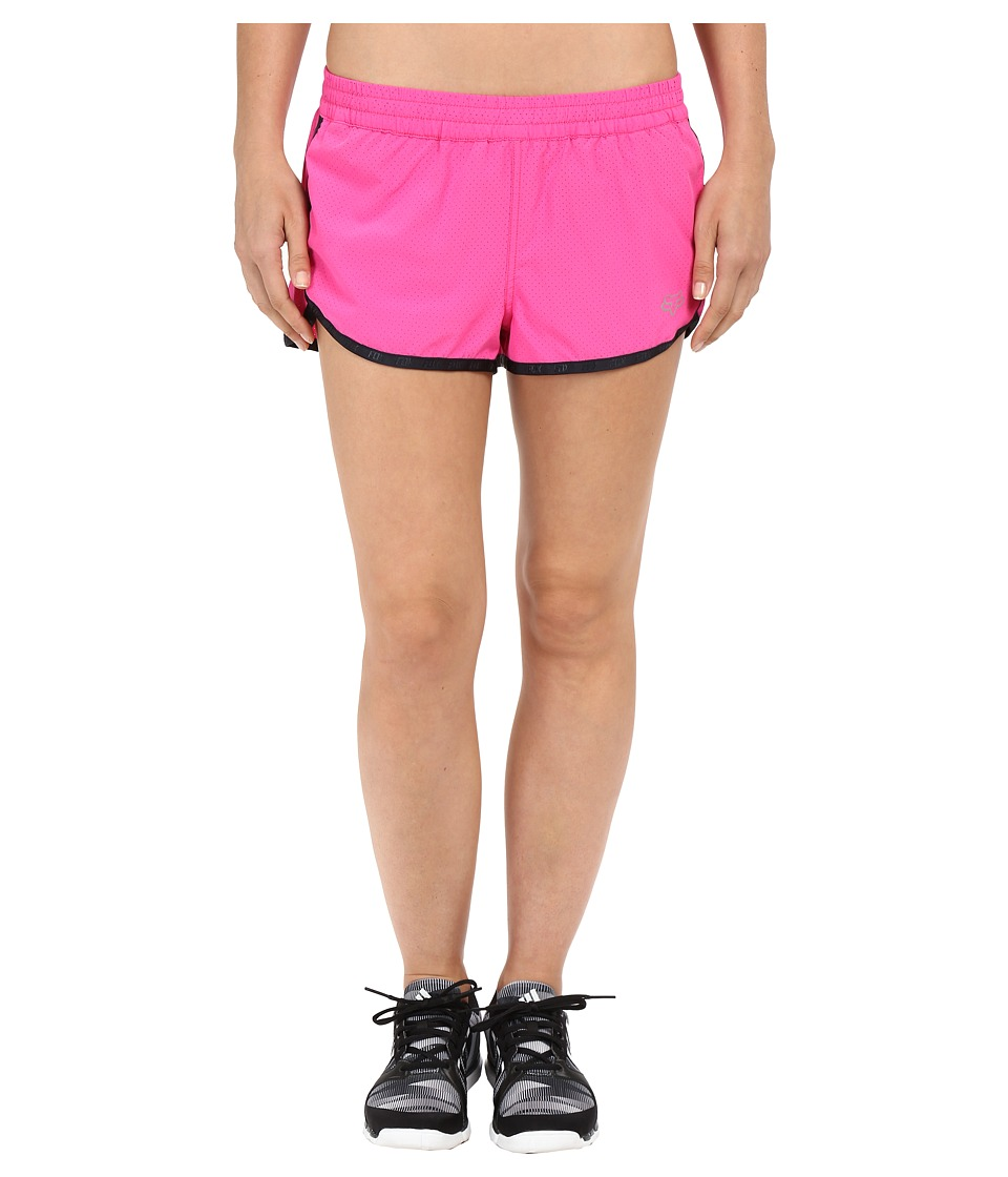 Fox - Splice Shorts (Fuchsia) Women's Shorts