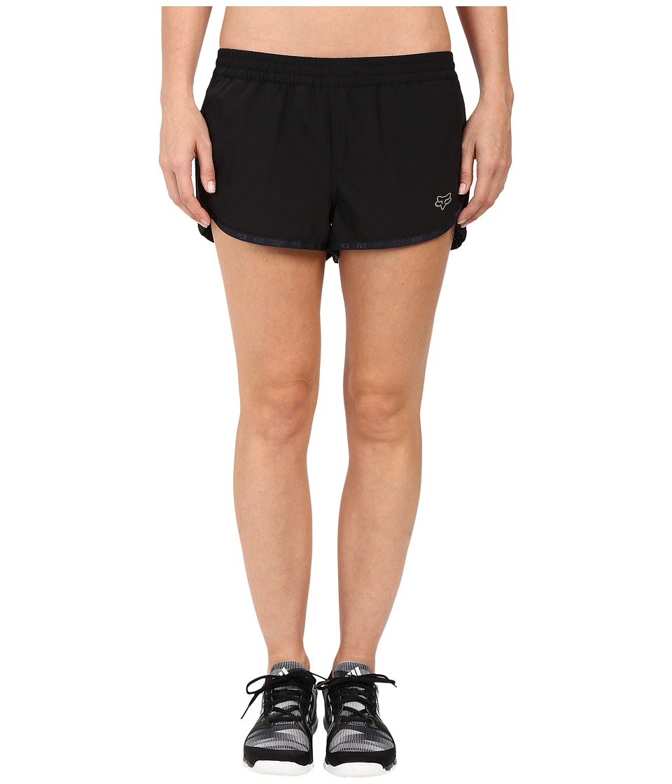 Fox - Splice Shorts (Black) Women's Shorts