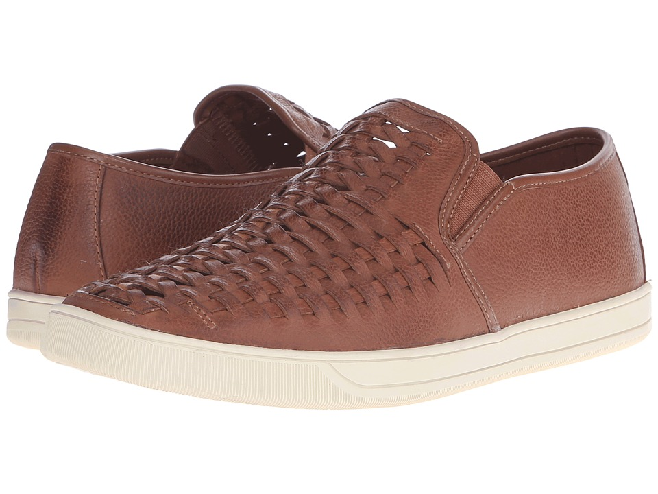 Steve Madden - Weeverr (Cognac) Men's Shoes