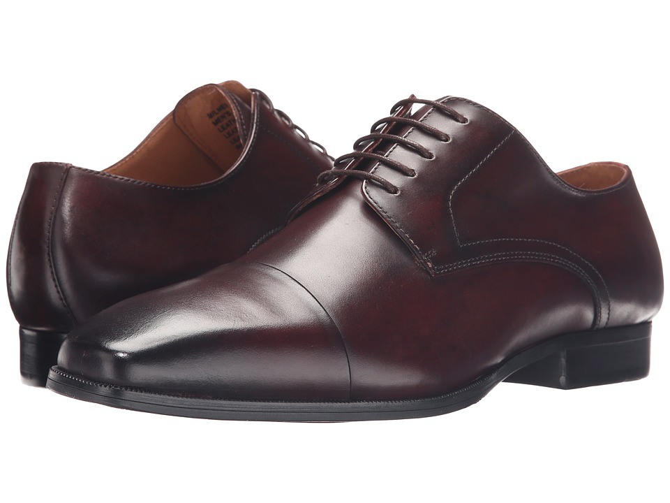Steve Madden - Milnerr (Burgundy) Men's Shoes
