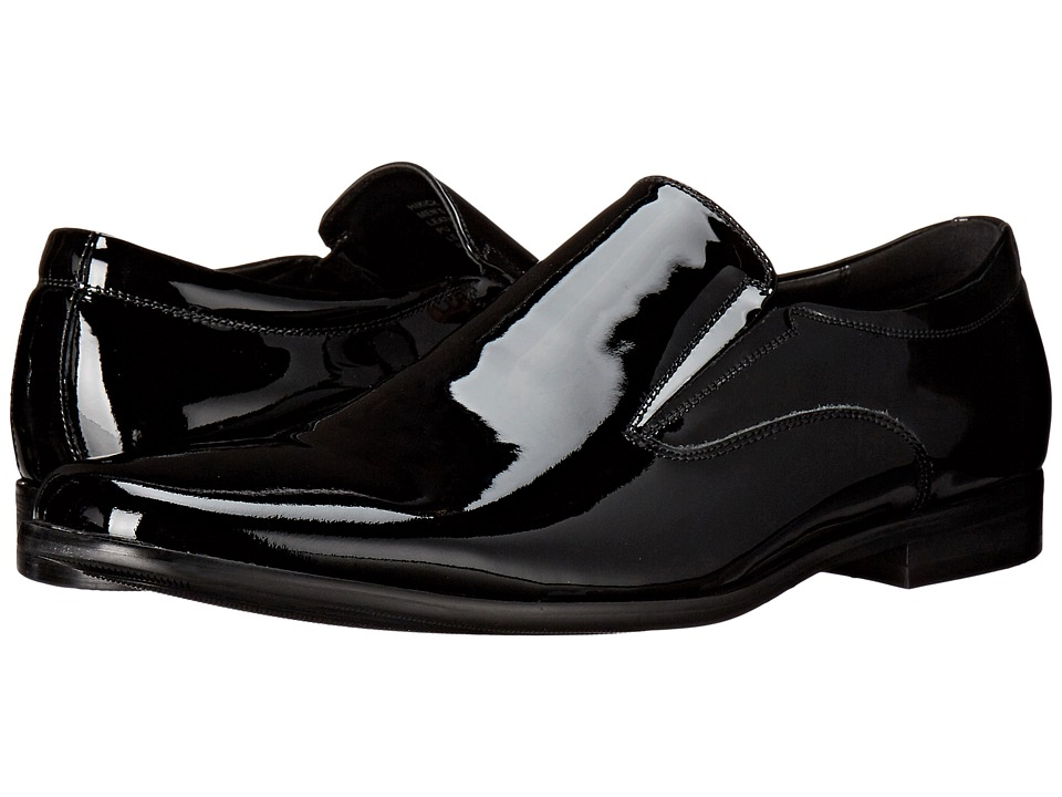 Steve Madden Hikick (Black Patent) Men