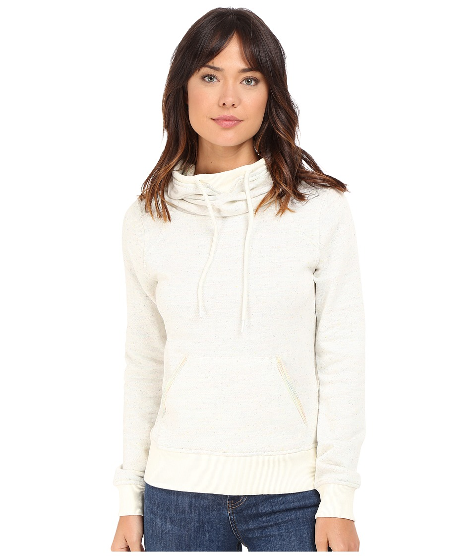 Fox - Vitalize Pullover Hoodie (White) Women's Sweatshirt