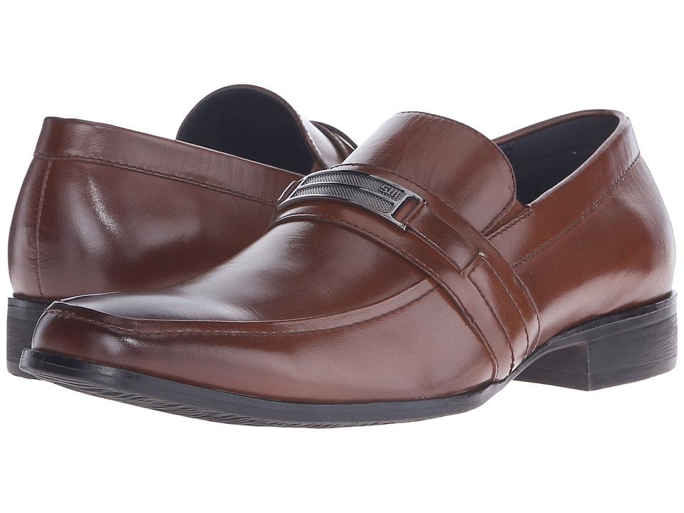 Steve Madden Shoore (Tan Leather) Men