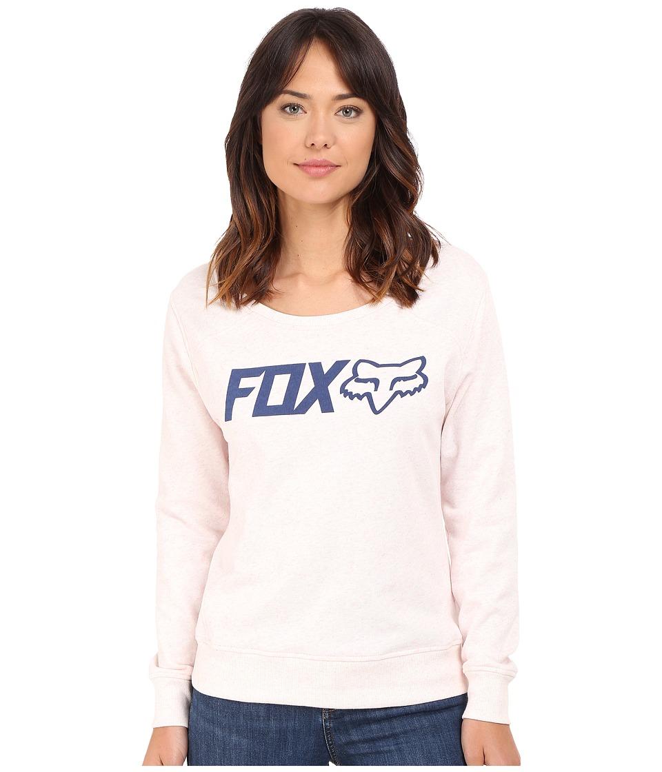Fox - Actualize Pullover Hoodie (Fuchsia) Women's Sweatshirt