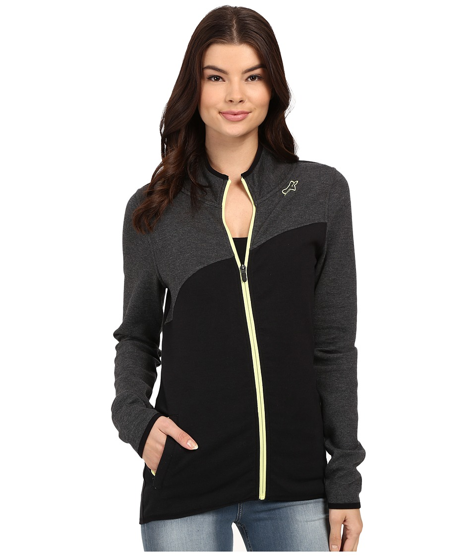 Fox - Persuade Track Jacket (Black) Women's Coat