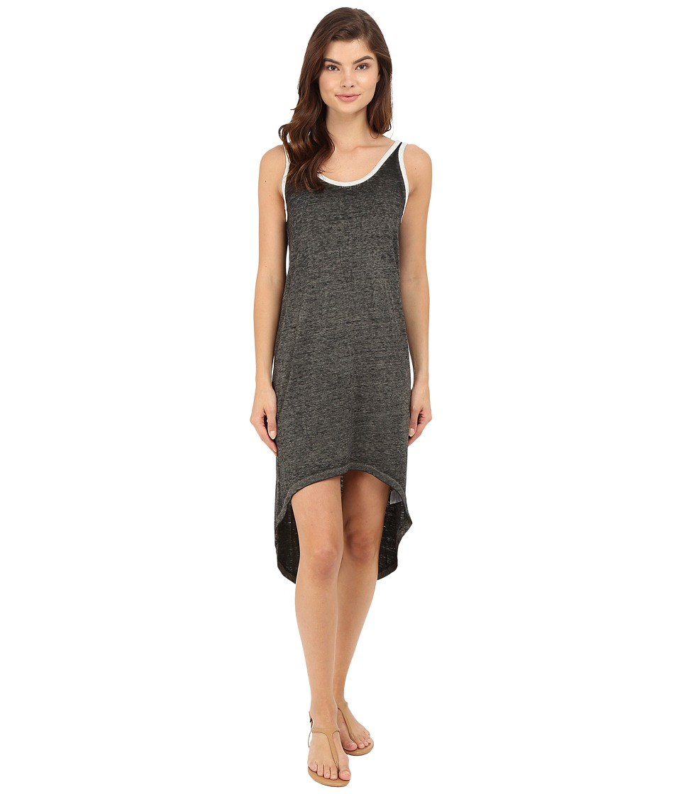 Fox - Flicker Dress (Heather Black) Women's Dress