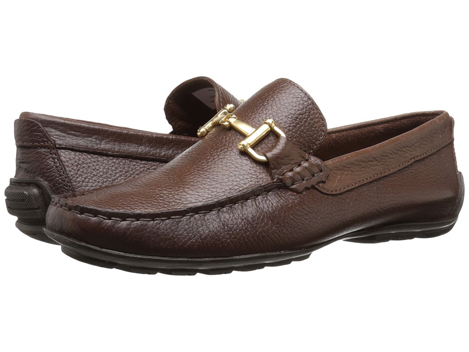 Steve Madden Zorzi (Brown Leather) Men