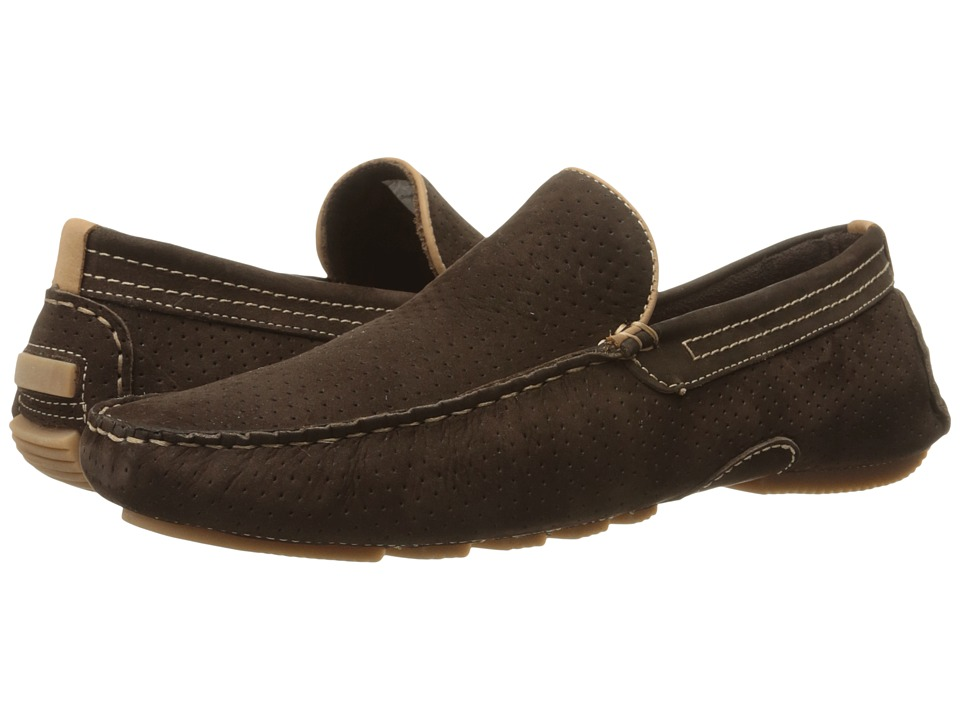 Steve Madden Vaporrr (Brown Nubuck) Men