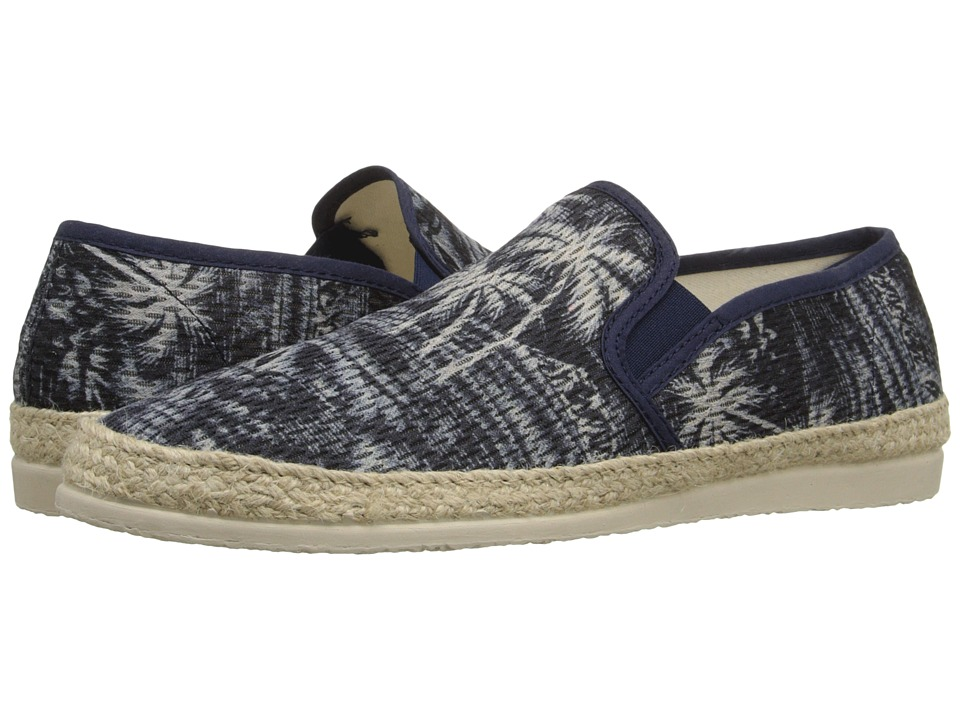 Steve Madden Kekoa (Navy Multi) Men