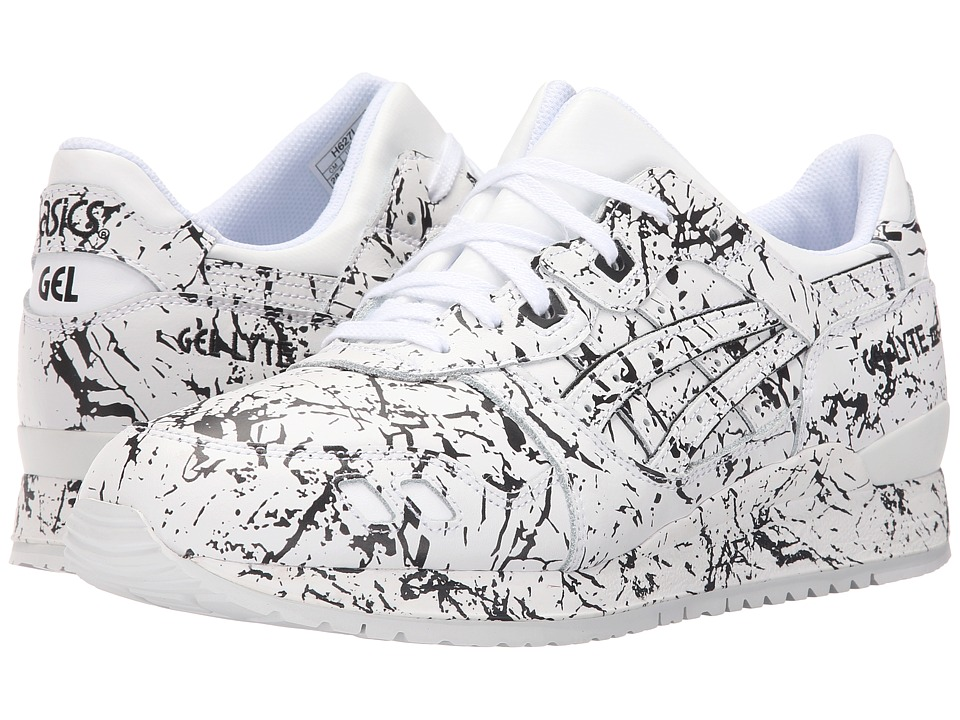 ASICS Tiger - Gel-Lyte III (White/White 2) Classic Shoes