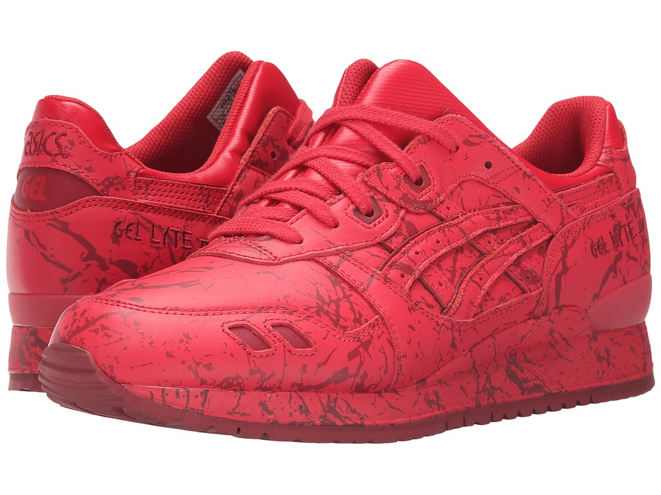 ASICS Tiger - Gel-Lyte III (Classic Red/Classic Red) Classic Shoes